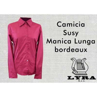 Jacket poly/cot.mod.Susy Bordeaux