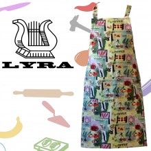 Apron Pett.Long Vegan