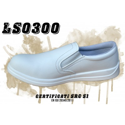 Scarpa SlipOn Antinfortunistica